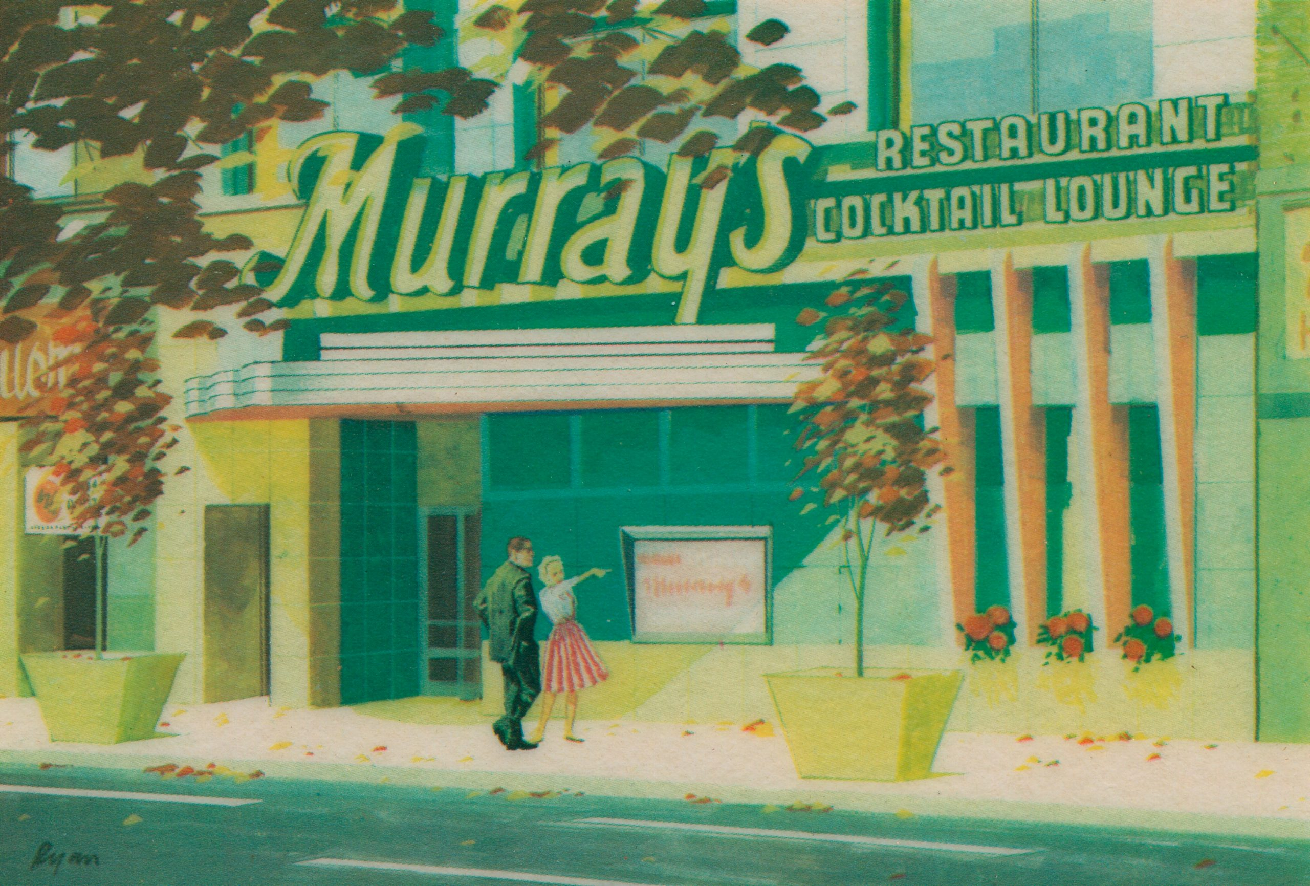 Murray's (Archival Project)